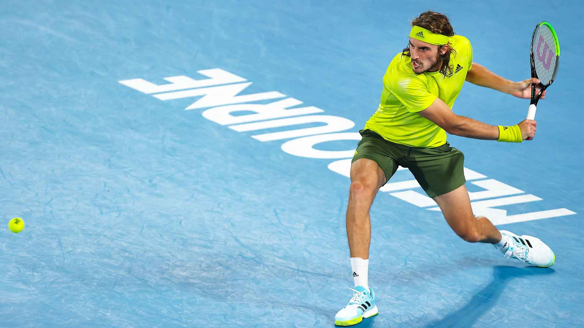 Stefanos Tsitsipas is a three-time Grand Slam semi-finalist.