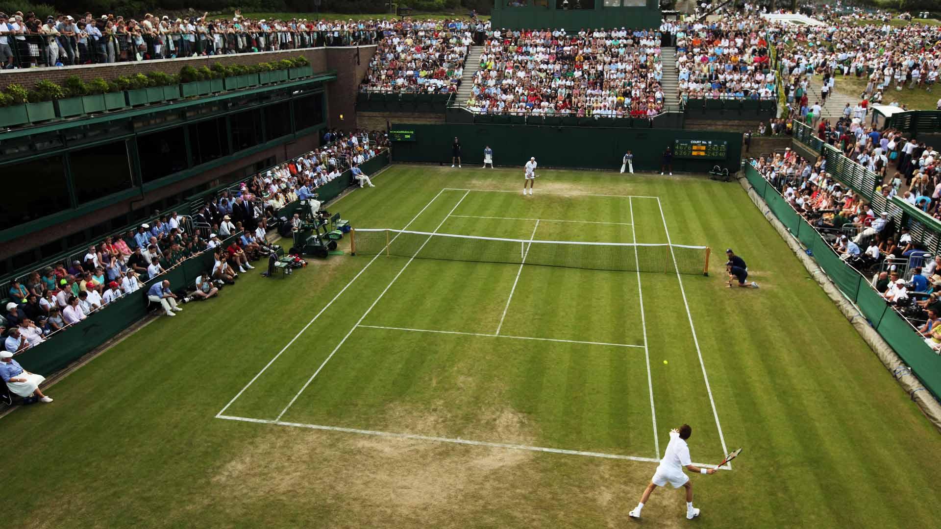 Court 18, Wimbledon