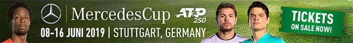 Get Tickets for the MercedesCup, an ATP 250 tennis tournament in Stuttgart