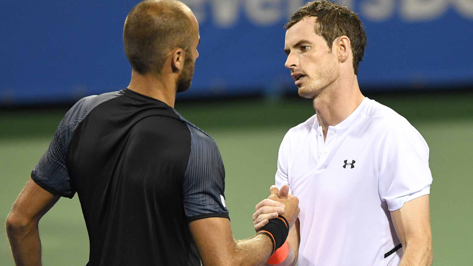 Marius Copil, Andy Murray