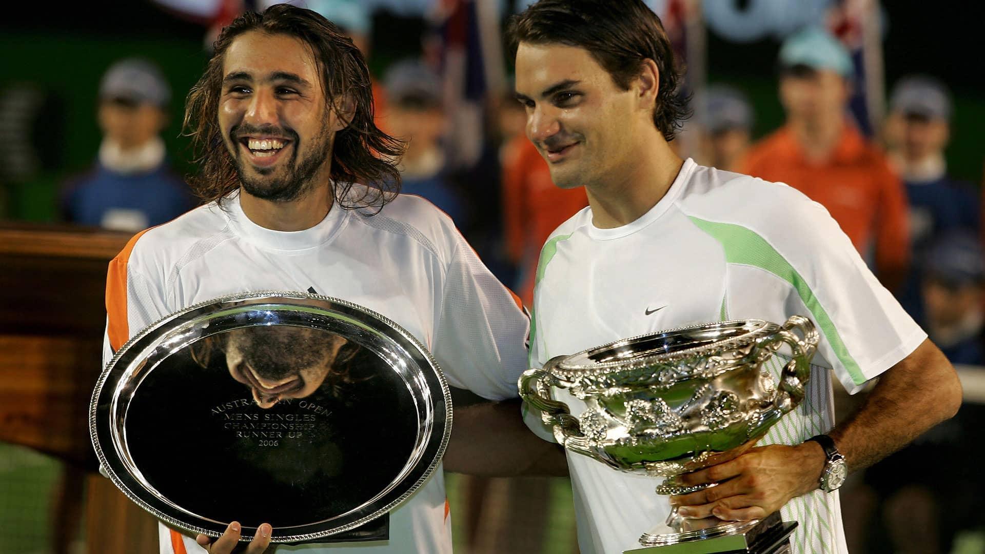 Baghdatis, Federer