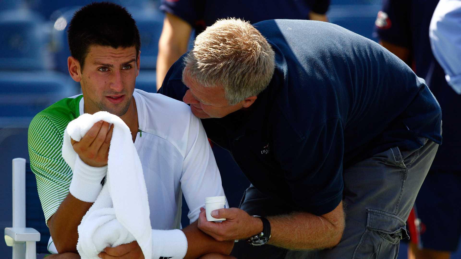 Novak Djokovic, Per Bastholt