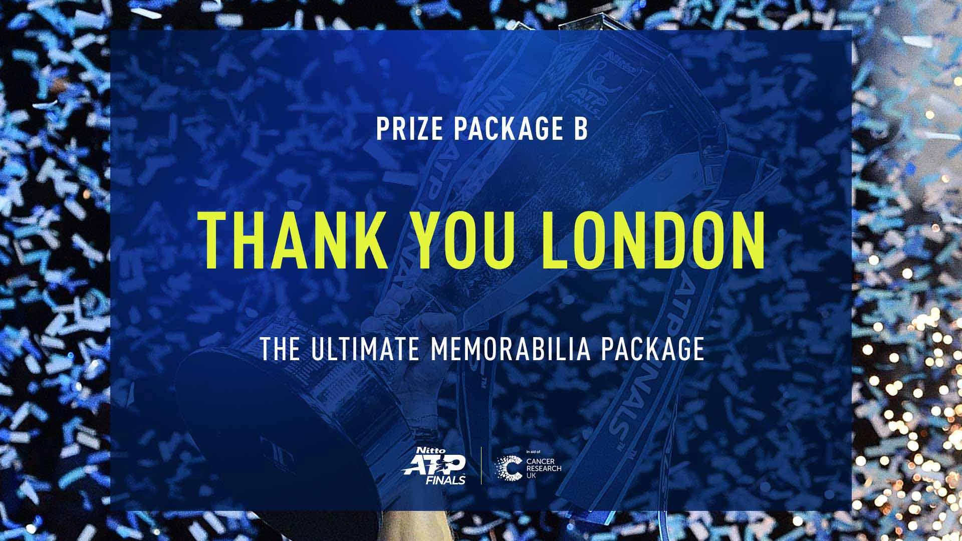 Thank You London