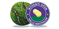 Noventi Open, an ATP 250 tennis tournament in Halle, Germany