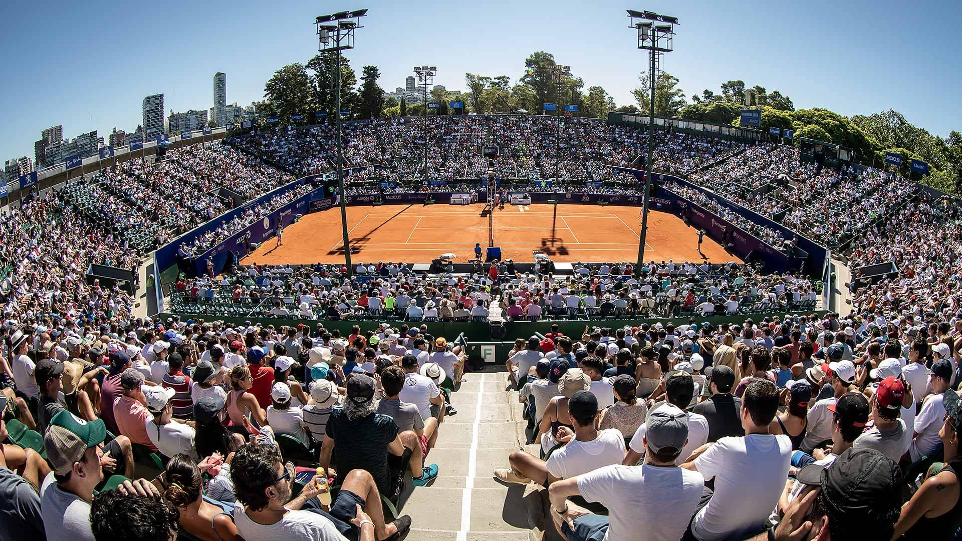 Argentina Open, an ATP 250 tennis tournament in Buenos Aires