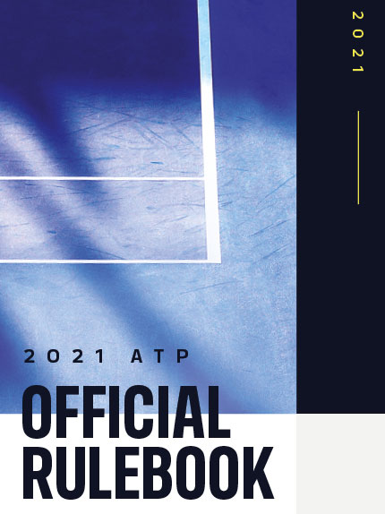 2021 ATP Official Rulebook