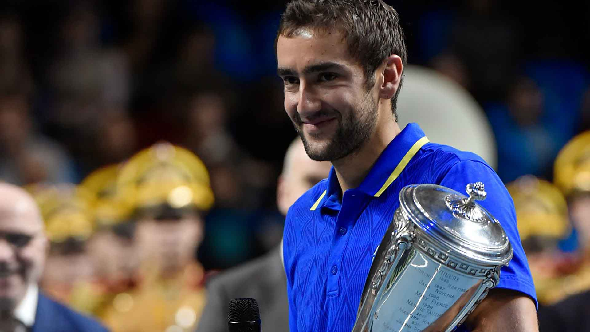 Moscow 2014 Final Cilic