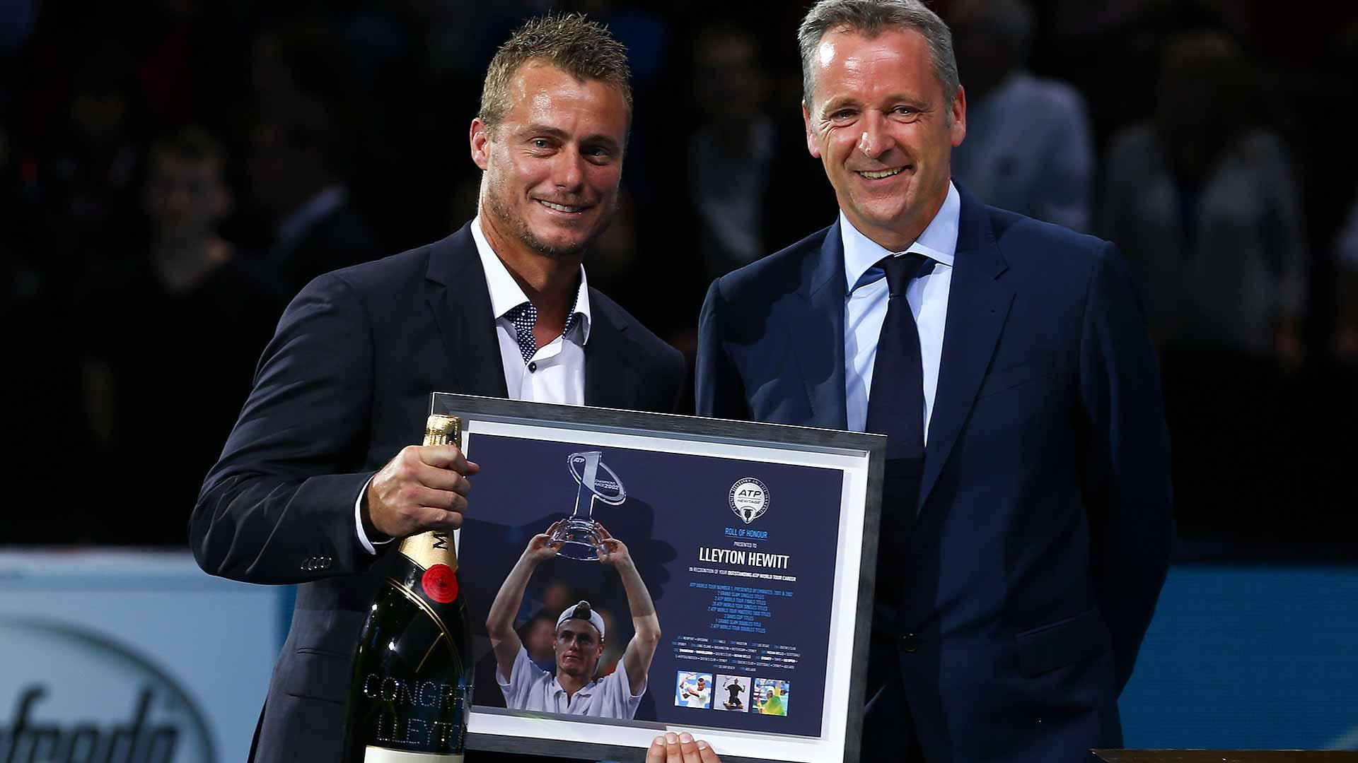 Lleyton Hewitt Overview ATP World Tour