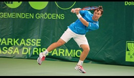 Ricardas Berankis wins his fifth ATP Challenger Tour title on the hard courts of Ortisei.