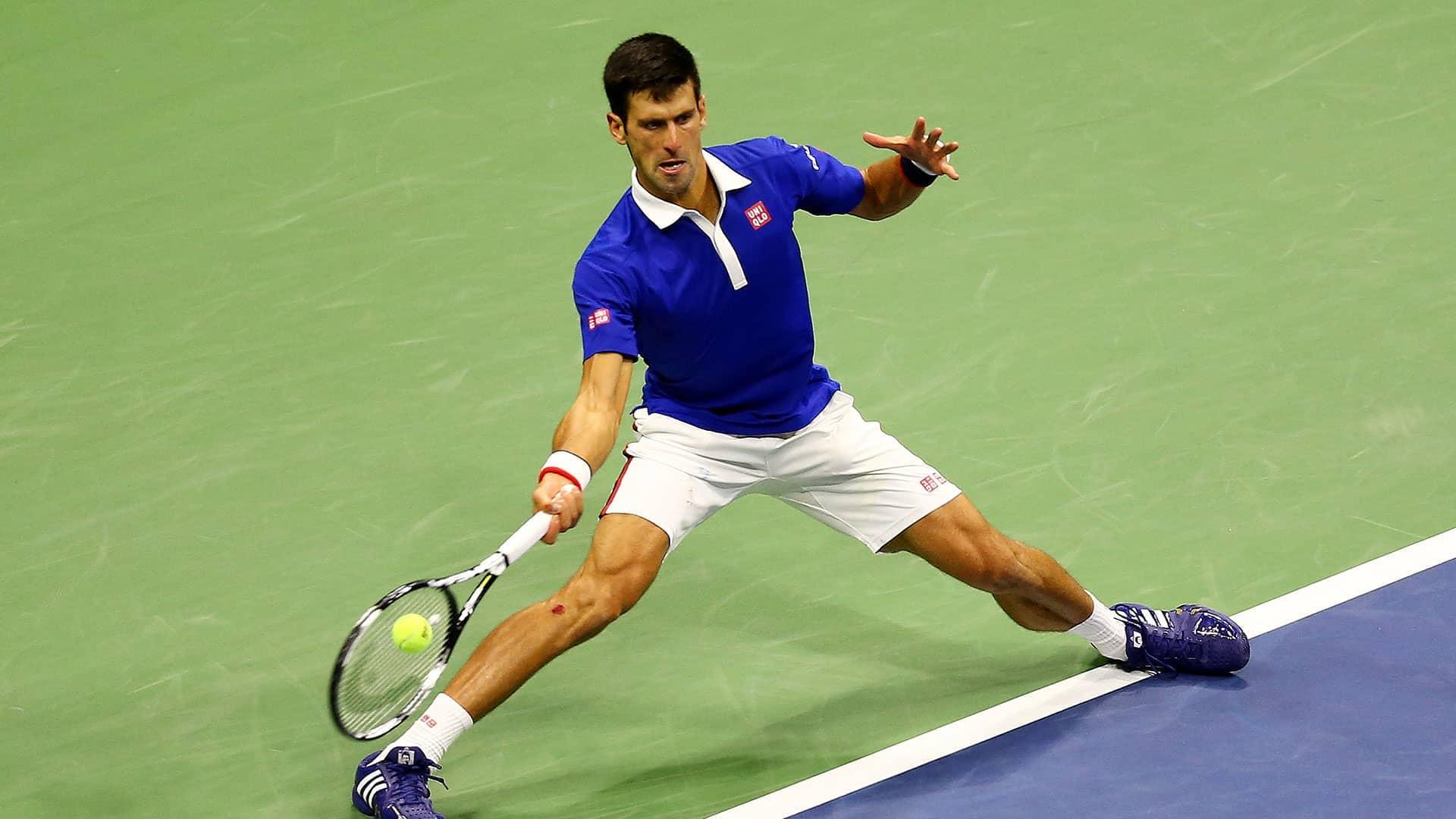 How The 2015 US Open Final Was Won Djokovic Vs Federer