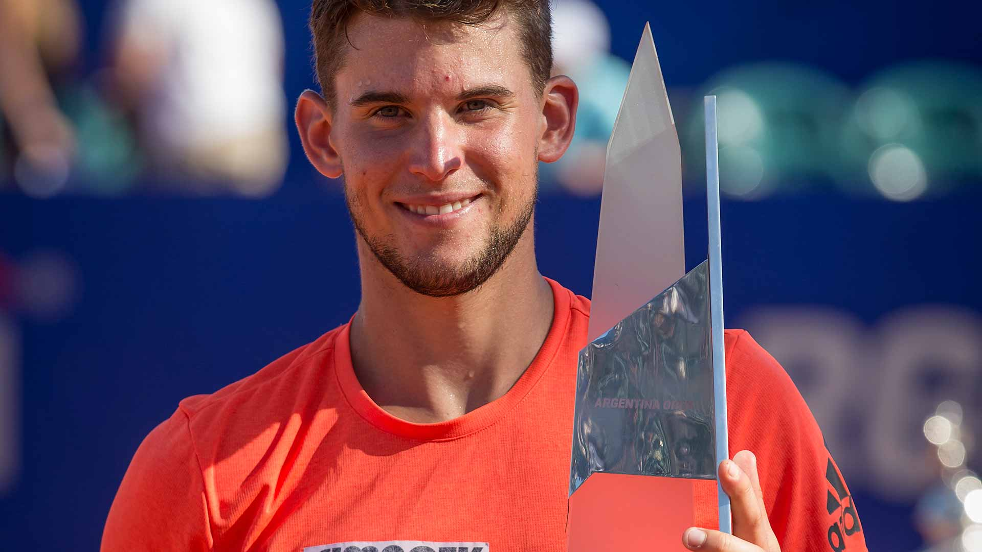 Dominic Thiem secures his fourth title in Buenos Aires.