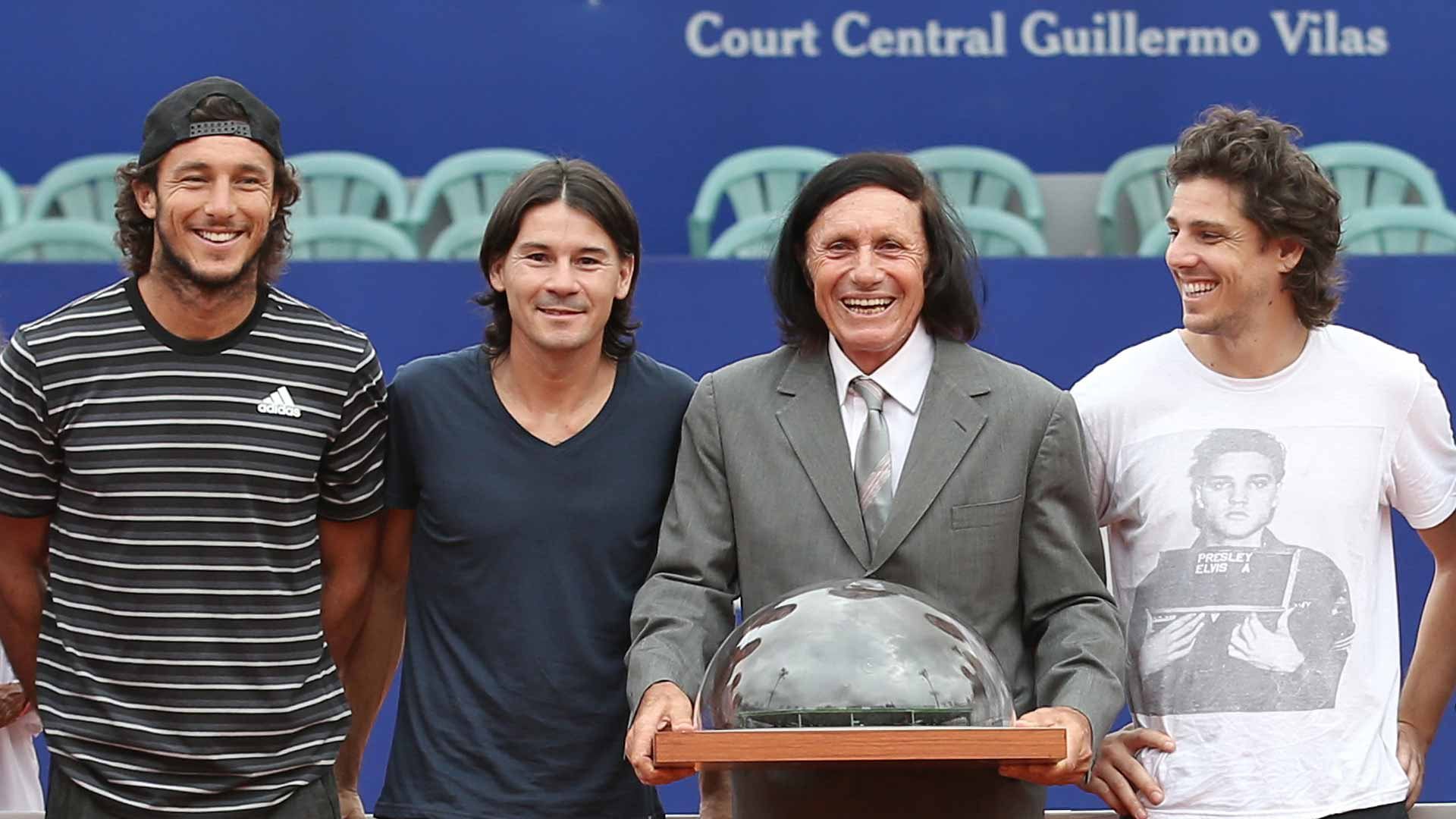 Guillermo Vilas Overview ATP World Tour