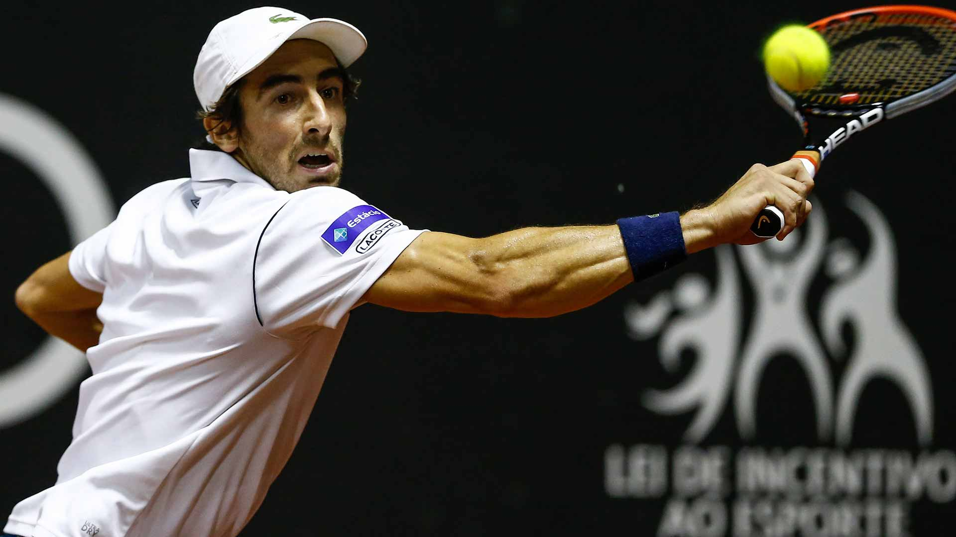 Pablo Cuevas extends his run of success against left-handers in Sao Paulo.
