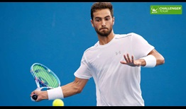 "Noah Rubin has fun with the ATPWorldTour.com's ""Last Time"" questions."