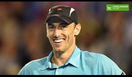 John Millman has been in top form at the ATP Challenger Tour event in Busan.