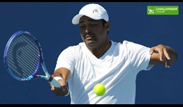 Leander Paes won his first ATP Challenger Tour doubles title in 16 years at last week's event in Busan.