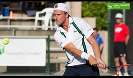 Denis Kudla uses ATP Challenger events to help him on the ATP World Tour.