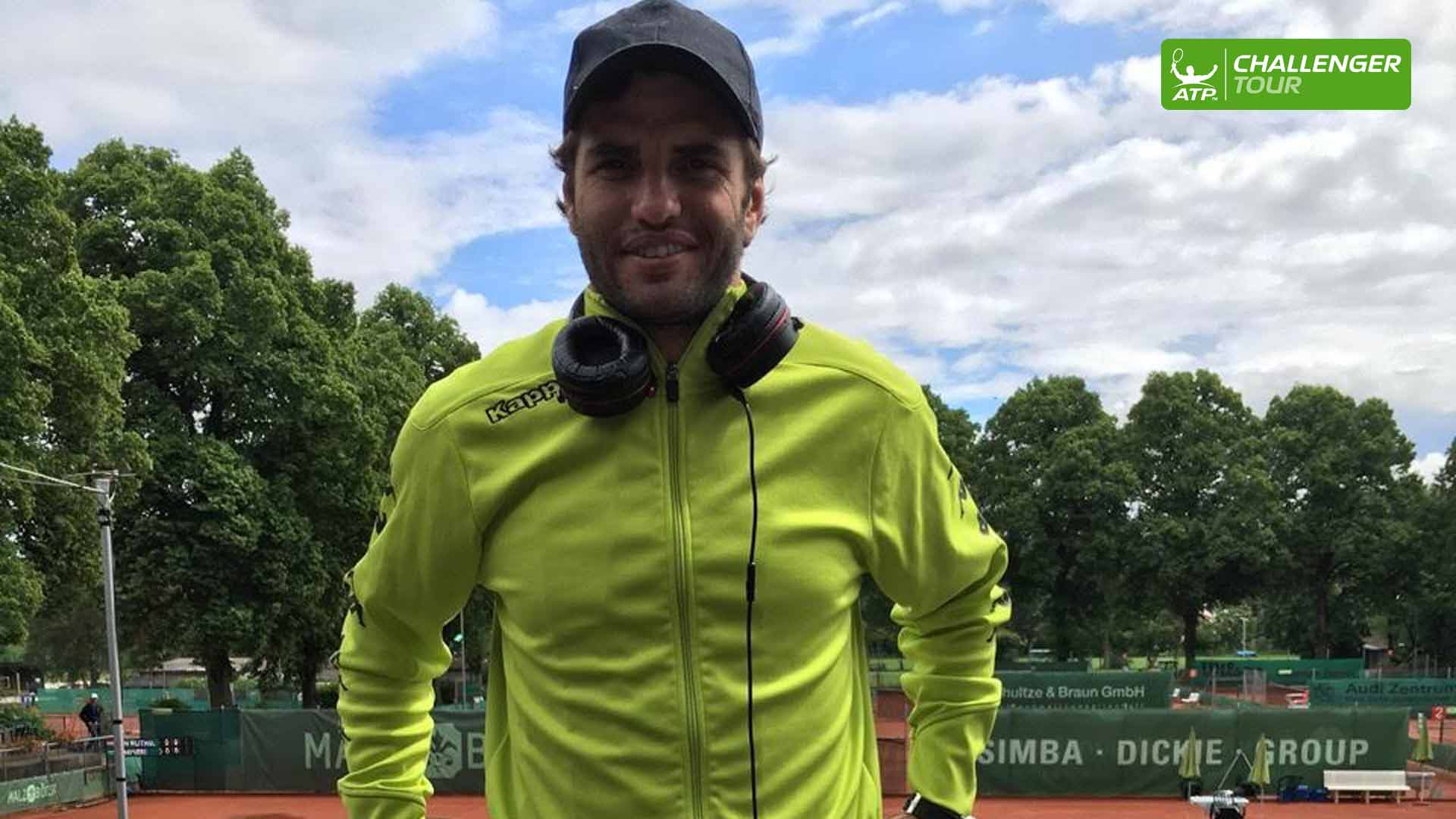 Malek Jaziri is the top seed at the ATP Challenger Tour event in Furth.
