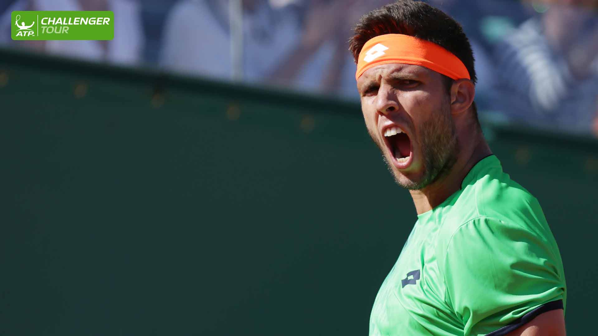 Jiri Vesely is balancing Challengers with ATP World Tour events in 2016.