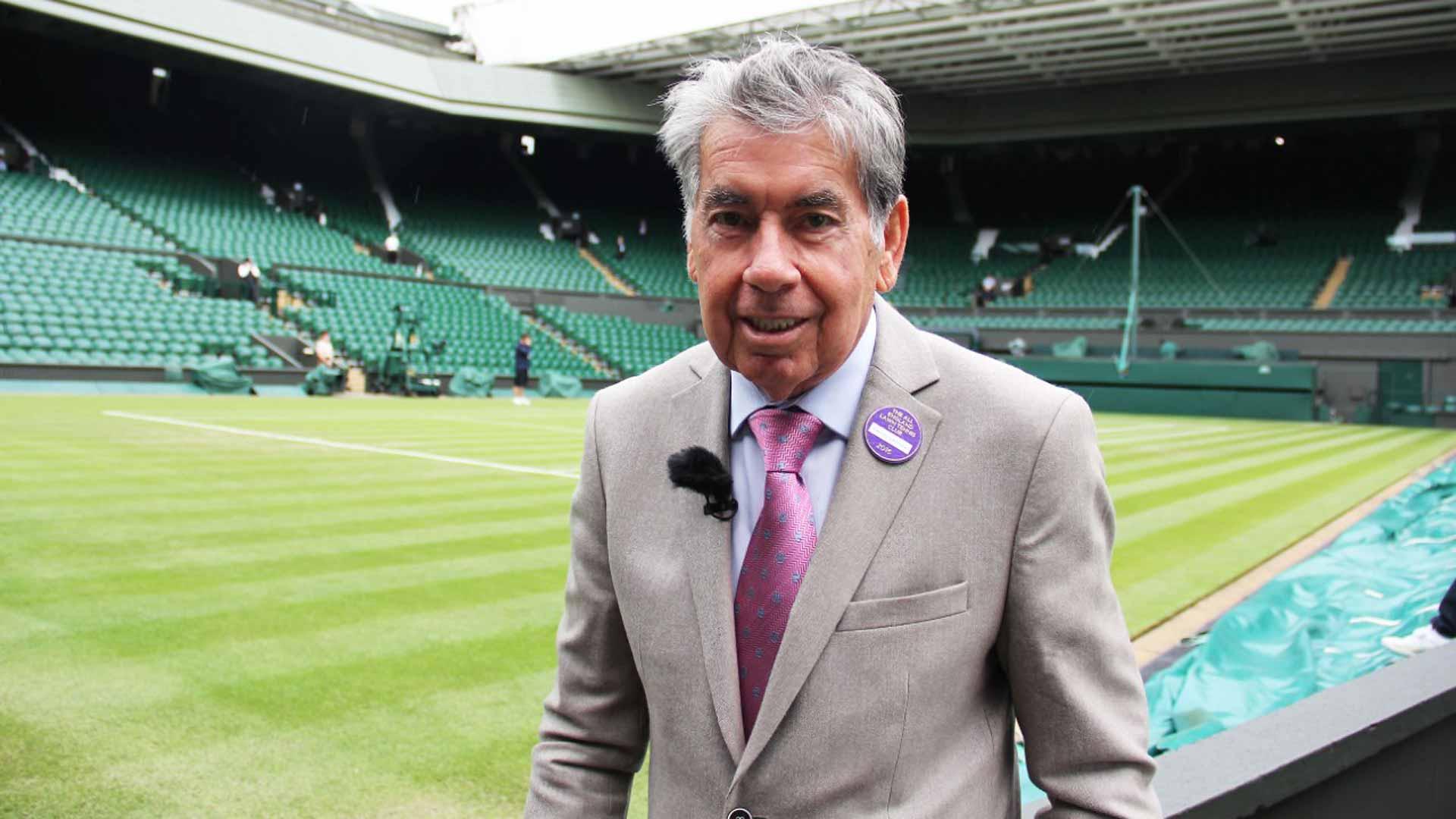 Manuel Santana Overview ATP World Tour