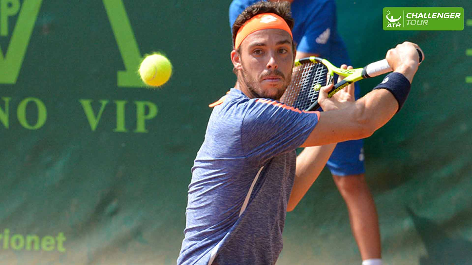Marco Cecchinato is back on home soil this week on the ATP Challenger Tour.