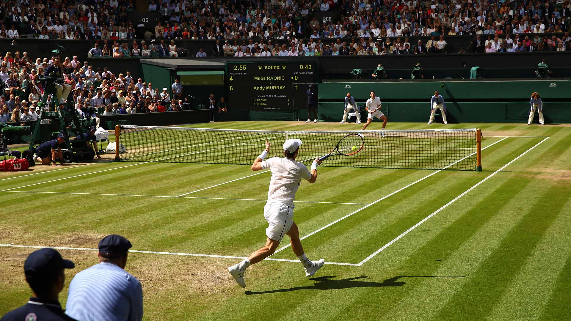 Wimbledon | All the action from the casino floor: news, views and more
