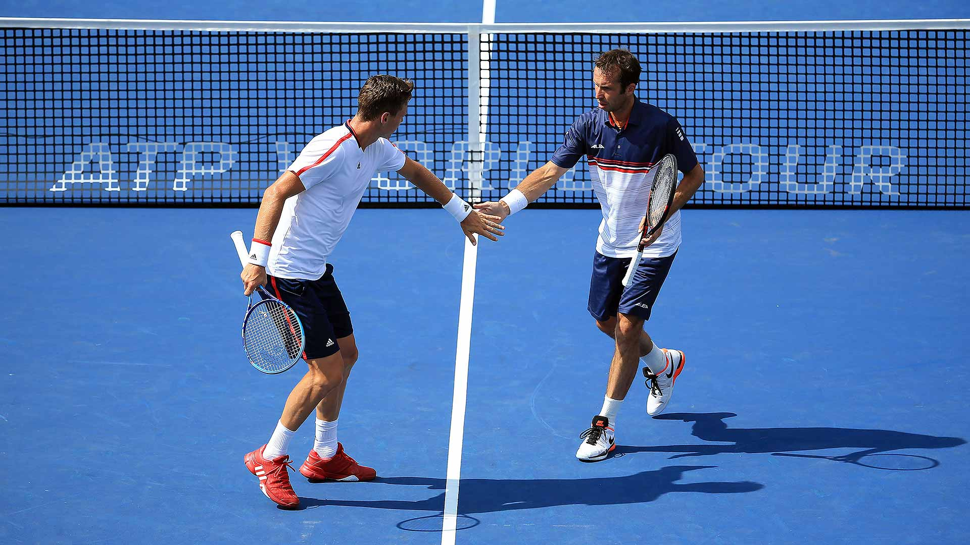 Berdych, Stepanek