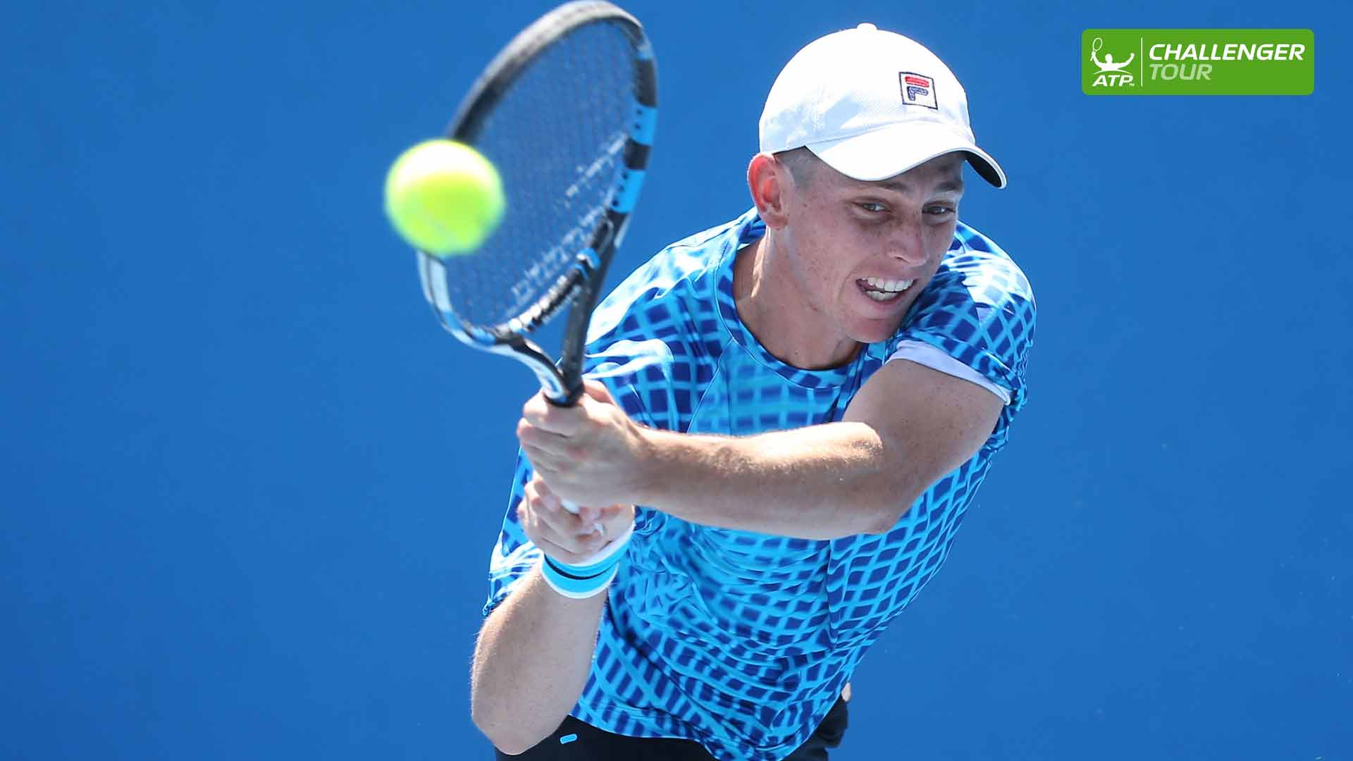 Andrew Whittington looks for another deep run in an ATP Challenger Tour event this week in Lexington.