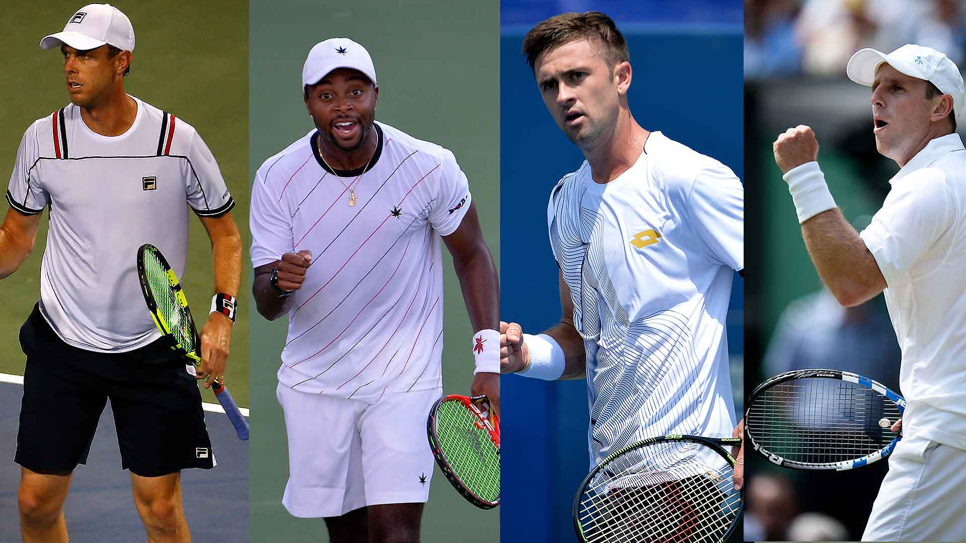 Sam Querrey, Donald Young, Tim Smyczek and Jesse Levine recall their favourite Kalamazoo moments.