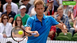 Florian Mayer is riding a hot streak on the ATP Challenger Tour.