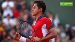 Nicolas Almagro enjoys another strong result on clay at the ATP Challenger Tour event in Genova.