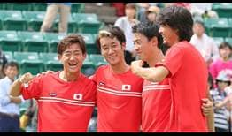 Davis-Cup-Playoffs-2016-Japan-Saturday
