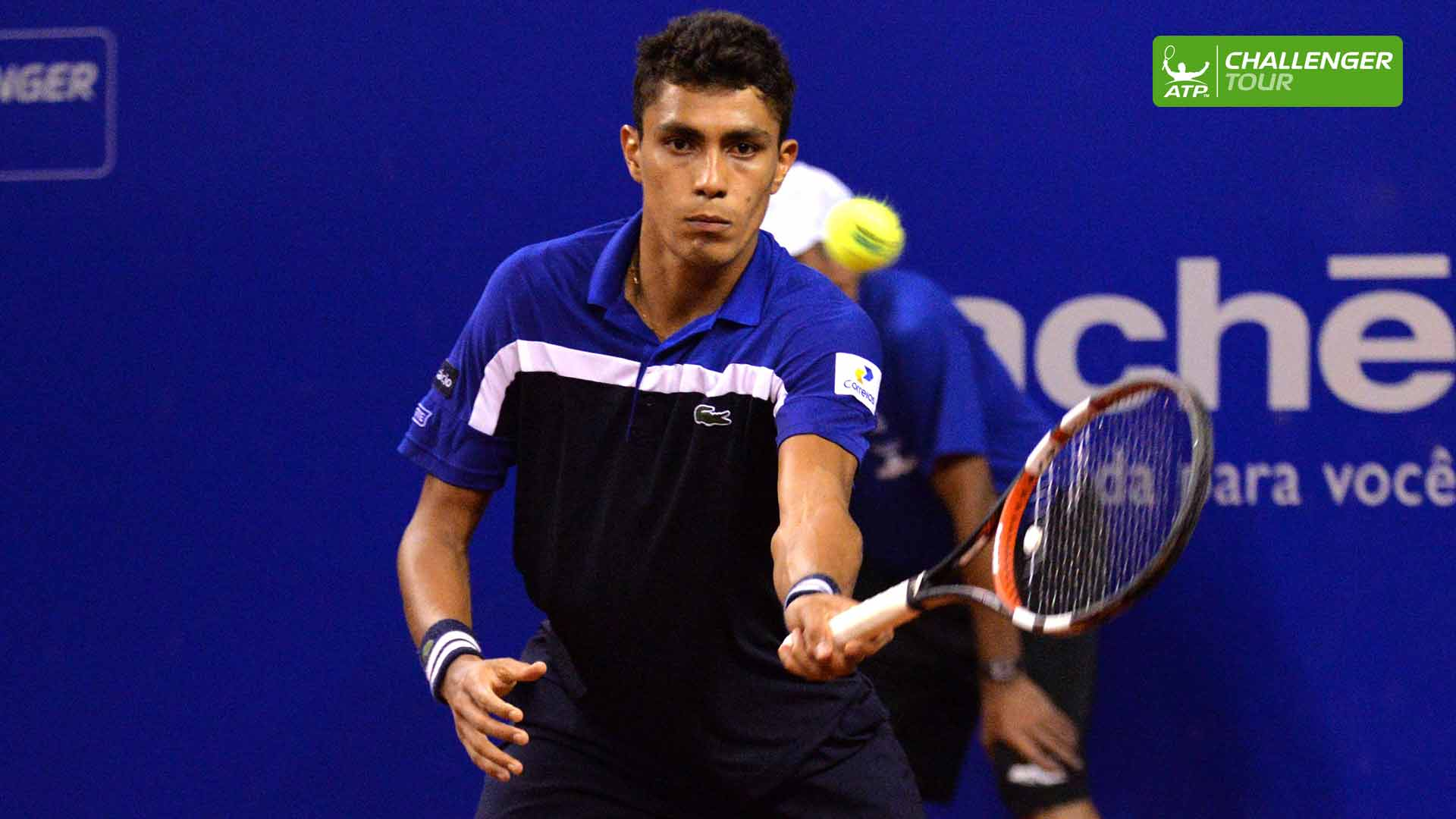 Thiago Monteiro looks for a Challenger title on home soil in Campinas.