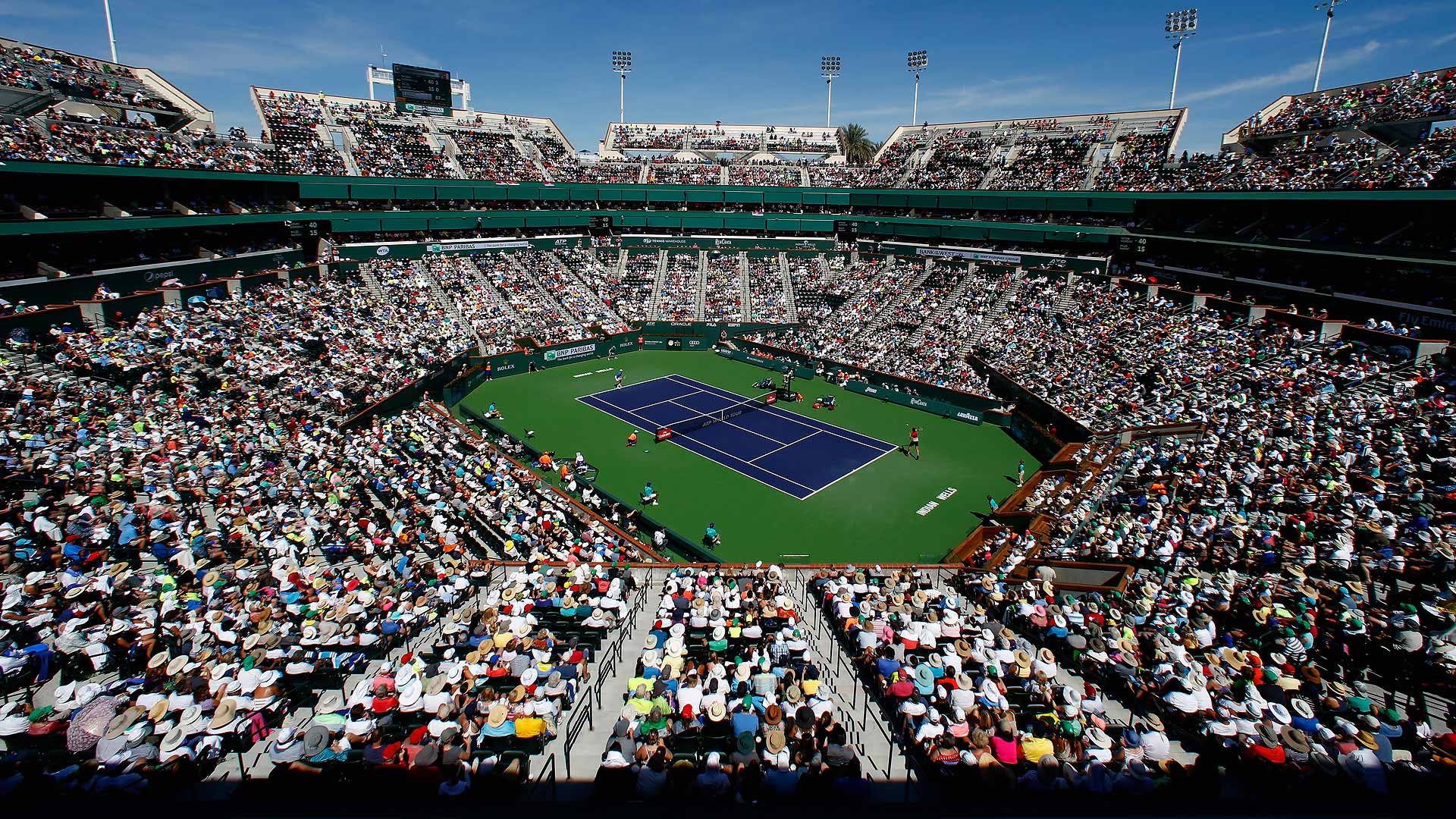 Indian Wells, BNP Paribas Open