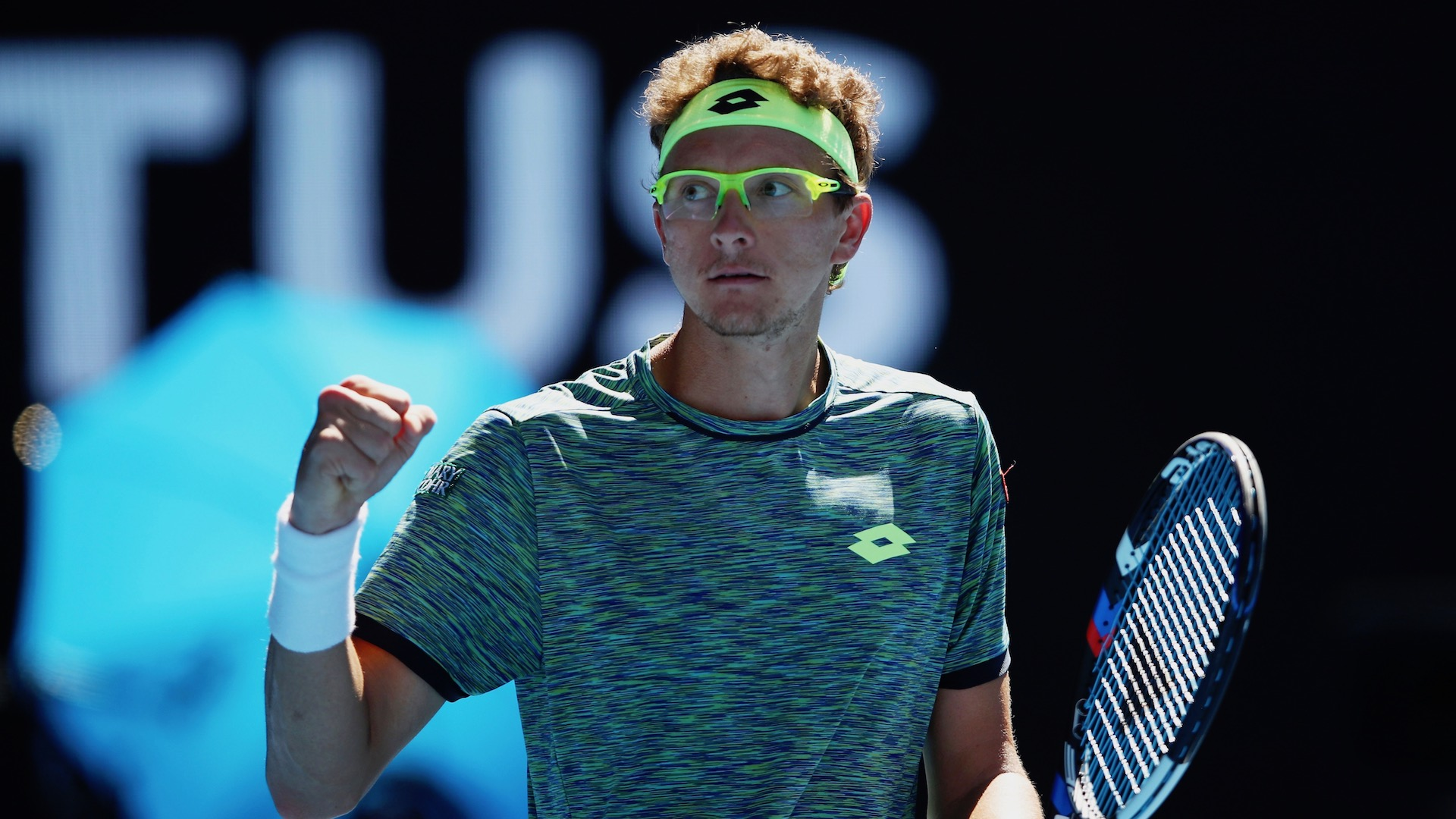 Istomin - Melbourne - Getty