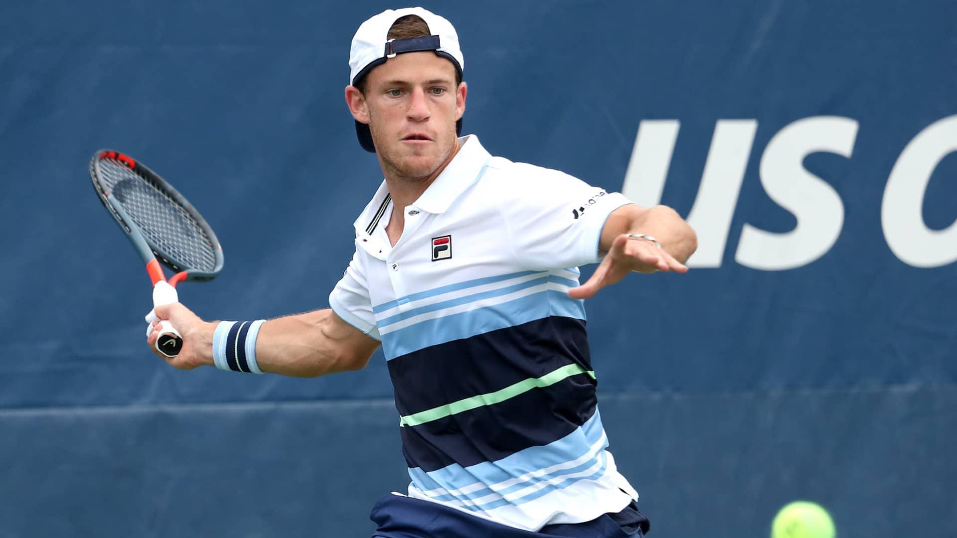 US Open Tennis Diego Schwartzman U0026 39 S Latest Achievement