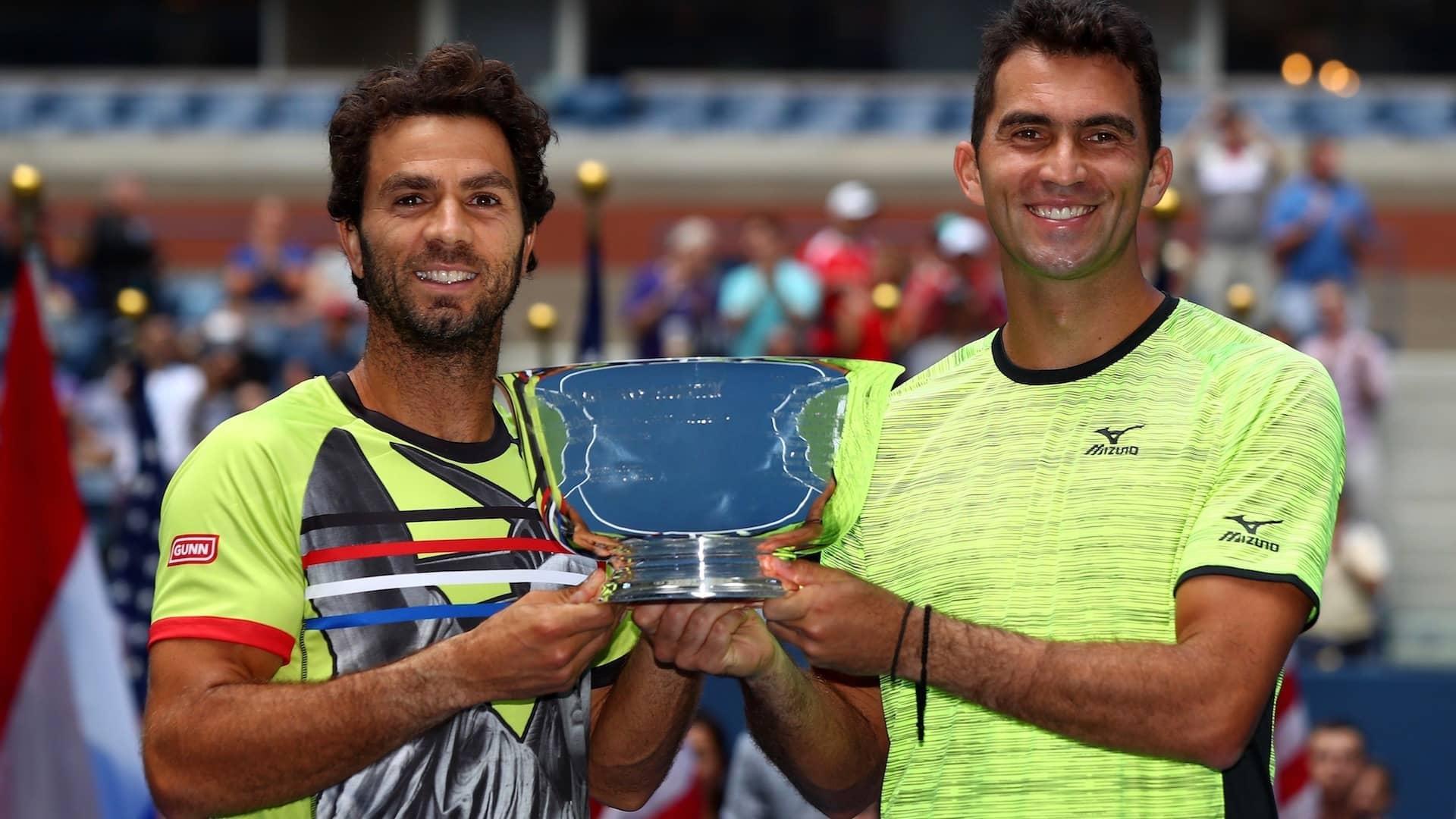 Resultado de imagen para dobles masculinos campeones usopen 2017