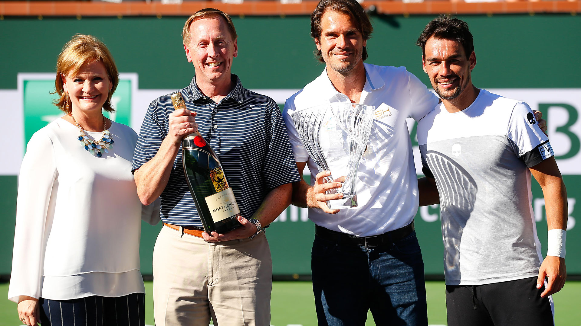 BNP Paribas Open Award