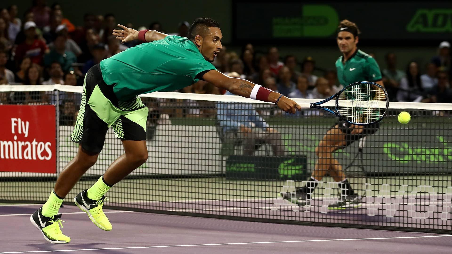 Federer/Kyrgios