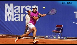 Borna Coric storms back to the take his maiden ATP World Tour title in Marrakech.
