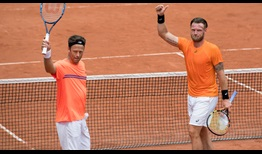 Groth-Lindstedt-Roland-Garros-2017-Friday