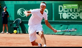 Ruben Bemelmans is into his 17th ATP Challenger Tour final and first on clay, in Scheveningen.