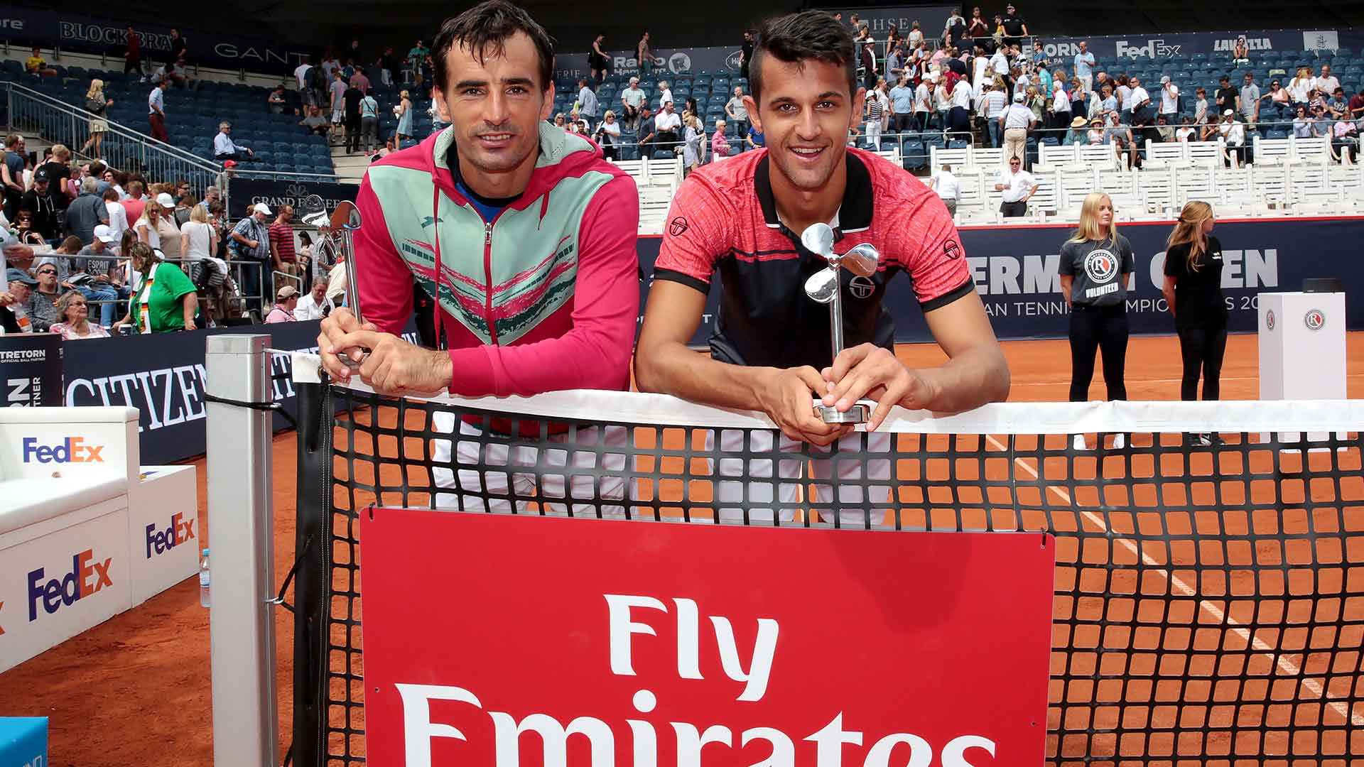 Dodig and Pavic
