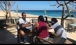 Gonzalez Los Cabos 2017 Interview