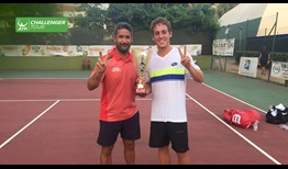 Roberto Carballes Baena claims his second ATP Challenger Tour title in four weeks, prevailing in Manerbio, Italy.