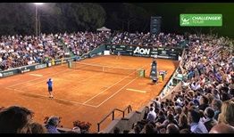 The Genova Challenger tournament has taken on a green initiative from this year.
