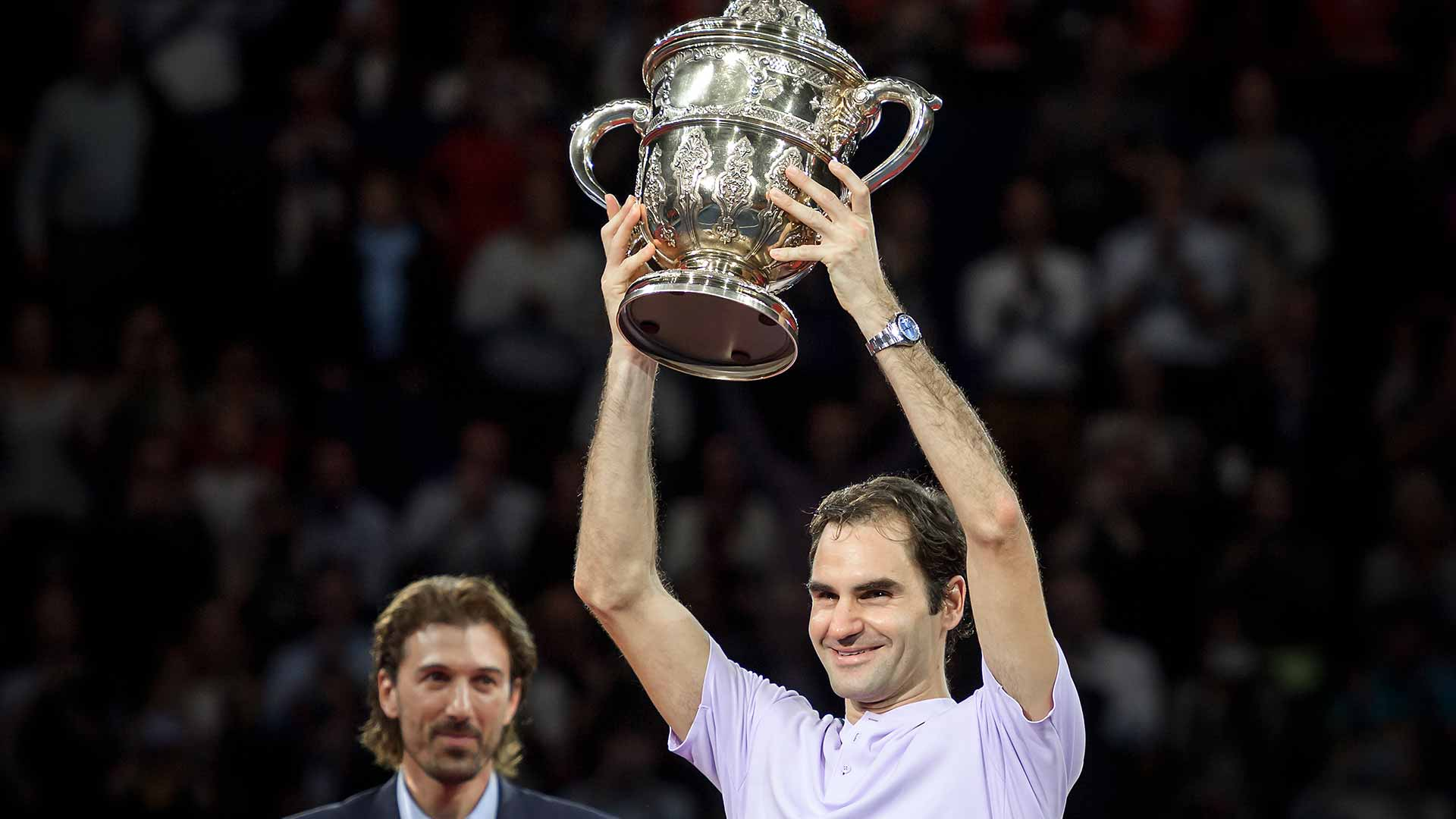 Roger Federer Overview ATP World Tour