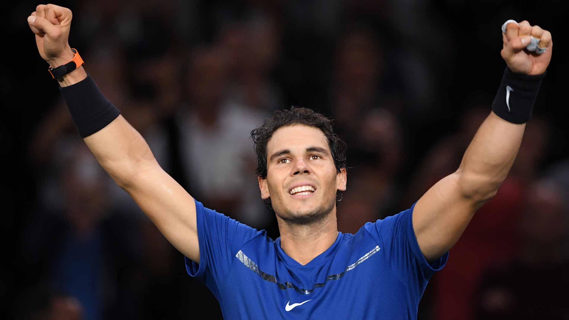 Rafael Nadal Overview ATP World Tour