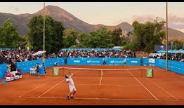 The Movistar Open by Cachantun celebrates its third edition on the ATP Challenger Tour.