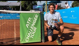 Nicolas Jarry claims his third ATP Challenger Tour title of the year, prevailing on home soil in Santiago.